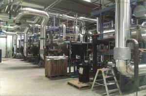 ammonia Heat Pumps - Malmo